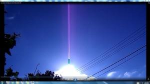 Antennae&CamerasinCableofSun.SunriseMarch(C)NjRout1.27pm7thMarch2014 005