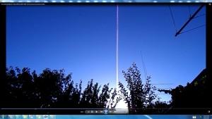 Antennae&CamerasinCableofSun.Sunsetting(C)Njrout7.33pm26thJan2014 009