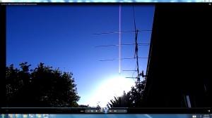 Antennae&CamerasinCableofTheSun.2.Sun.Birds(C)NjRout7.51pm6thJan2014-003-AntennaeCameras