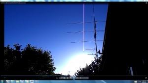 Antennae&CamerasinCableofTheSun.Sun.Birds(C)NjRout7.51pm6thJan2014-003-AntennaeCameras