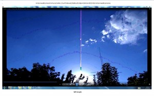 Antennae&CamerasinSunsCable.2.Sunfrideve(C)NjRout8.36pm23rdJan2015 016 Antennae&Cameras.Wp.Graph.