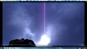 Antennae&CamerasofTheSun.SunApril.(C)NjRout2.39pm27thApril2014 004 Antennae&Cameras.