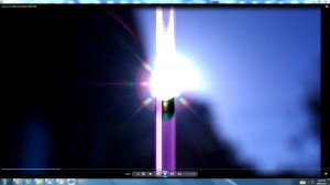 CableWhiteLinePinkFanHornsofSun.Sunrise (C) NJRout 23rdMarch2013 081