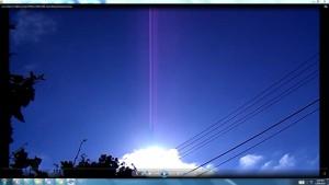 CablesGigantic.1.A.SunriseMarch(C)NjRout1.27pm7thMarch2014 006 SunCablesAntennaeCameras.