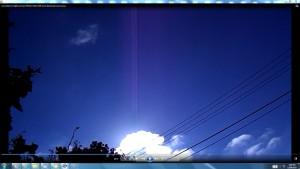 CablesGigantic.11.Sun.SunriseMarch(C)NjRout1.27pm7thMarch2014 006 SunCablesAntennaeCameras. 0037