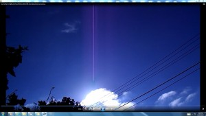 CablesGigantic.15.Sun.SunriseMarch(C)NjRout1.27pm7thMarch2014 006 SunCablesAntennaeCameras. 0048