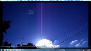 CablesGigantic.16.Sun.SunriseMarch(C)NjRout1.27pm7thMarch2014 006 SunCablesAntennaeCameras. 0048