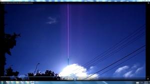 CablesGigantic.17.Sun.SunriseMarch(C)NjRout1.27pm7thMarch2014 006 SunCablesAntennaeCameras. 0049
