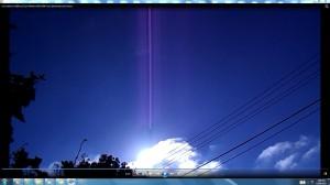 CablesGigantic.20.Sun.SunriseMarch(C)NjRout1.27pm7thMarch2014 006 SunCablesAntennaeCameras. 0105