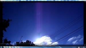 CablesGigantic.21.Sun.SunriseMarch(C)NjRout1.27pm7thMarch2014 006 SunCablesAntennaeCameras. 0109
