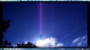 CablesGigantic.24.Sun.SunriseMarch(C)NjRout1.27pm7thMarch2014 006 SunCablesAntennaeCameras. 0127