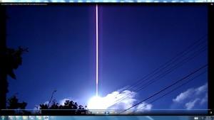 CablesGigantic.28.Sun.SunriseMarch(C)NjRout1.27pm7thMarch2014 006 TheGiantWhiteLine. 0133