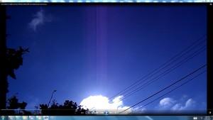 CablesGigantic.7.Sun.SunriseMarch(C)NjRout1.27pm7thMarch2014 006 SunCablesAntennaeCameras. 0017