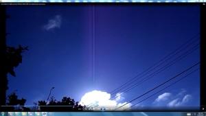 CablesGigantic.9.Sun.SunriseMarch(C)NjRout1.27pm7thMarch2014 006 SunCablesAntennaeCameras. 0032