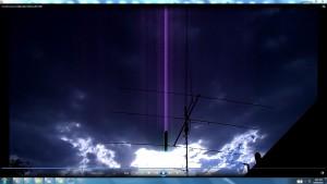 CablesMassive.2.SunSetClouds.(C)NjRout8pm29thJan2014 006 Cables.