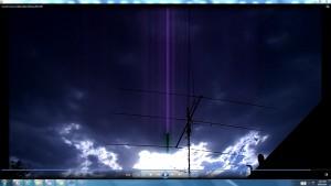 CablesMassive.4.SunSetClouds.(C)NjRout8pm29thJan2014 006 Cables.