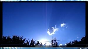 OpeningintheAtmosphere.FilmEnding.1.SunFebruary7th.CNjRout7thFeb2014-005-CablesMassiveofTheGiganticSprayingSun.