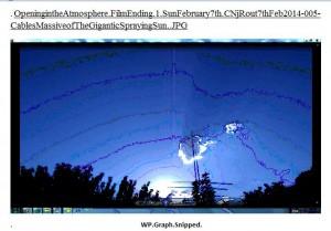 OpeningintheAtmosphere.FilmEnding.1.SunFebruary7th.CNjRout7thFeb2014-005-CablesMassiveofTheGiganticSprayingSun.WP.Graph.Snipped.Small
