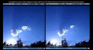 OpeningintheAtmosphere.FilmsBeginning&Ending.SunFebruary7th.CNjRout7thFeb2014-005-CablesMassiveofTheGiganticSprayingSun.