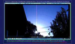 Sun.Sunrise (C) NJRout 23rdMarch2013 015 AntennaeRising. WP.Graph.Snipped.PB.Blue.