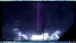 SunSetClouds.4.(C)NjRout8pm29thJan2014 007 CablesMassive.