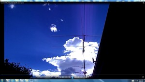 SunSpraying.MassiveCables.1.SunsetJan(C)NjRout7.47pm3rdJan2014