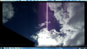 TheGiantWhiteLine.SunMarch(C)NjRout12.08pm29thMarch2014 009CablesofSun.