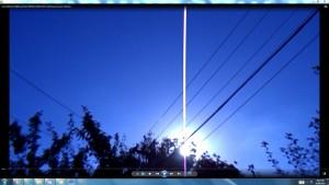 TheGiantWhiteLine.SunriseMarchCNjRout1.27pm7thMarch2014-035-AntennaeCameras.