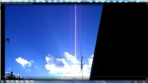 Antennae&CamerasinSunsetJan(C)NjRoutpm3rdJan2014-035.CableMassive.Antennae&Cameras.