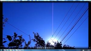 InvisibleCableofTheSun.10.SunMarch(C)NjRout10.46amFeb2014-015CableInvisible.Antennae&Cameras.
