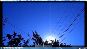 InvisibleCableofTheSun.8.SunMarch(C)NjRout10.46amFeb2014-015CableInvisible.Antennae&Cameras.