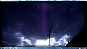 ThreeElementBeam.SunSetClouds.(C)NjRout8pm29thJan2014 007.CablesorWaterPipesMassive