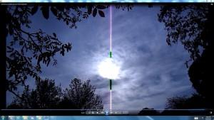 Antennae&CamerasfoundinCableaabove&beneathTheSun.3.SuntheSun.(C)NjRout5.17pm5thOct2015 011