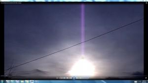 Chandelier.TheGreaterChandelier.Suntue(C)NjRout6.57am24thDec2013 086 SunRapid.
