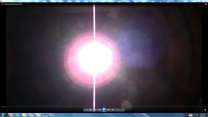 SunPinkFanWhiteLine.2.Sun.(C)NjRout8.03pm6thJan2014 002