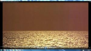 SunTreadingonBondiSea.3.BondiBeach.(C)NjRout3.46pm24thNov2013 098SunTreading.FishJumping.