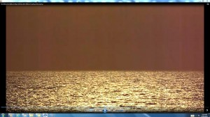 SunTreadingonBondiSea.4.BondiBeach.(C)NjRout3.46pm24thNov2013 098SunTreading.FishJumping.