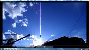 Antennae&CamerainCableofTheSun.3.TheSun.(C)NjRout9.04pm2ndNovember2015-028.CablesoftheSun