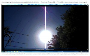 WhiteSunSpraying.WhiteLine.PinkFan.Suntoday.(C)NjRoutDec30th2013 026.Lge.WP.Graph.