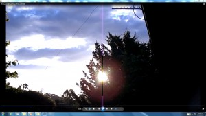 Sun.withSatelliteDishinmyyard.Cable.TheSun.(C)NjRout7.52pm27thDec2015 049