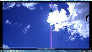 Antennae&CamerasinUpper&LowerCableofGiganticSun.TheSun.(C)NjRout4.39pm15thJan2016 003 Antennae.