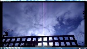 Antennae&CamerasinCableofTheGiganticSun.TheSun.(C)NjRout10.48am7thMarch2016 027