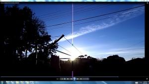 Antennae&CamerasinCableofTheSun.2.Sunrise.(C)NjRout9.58am12thMarch2016 016