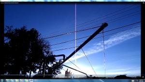 Antennae&CamerasinCableofTheSun.2.Sunrise.(C)NjRout9.58am12thMarch2016 021