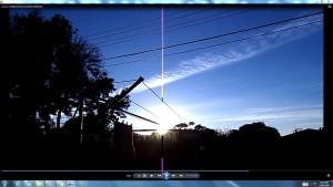 Antennae&CamerasinCableofTheSun.Sunrise.(C)NjRout9.58am12thMarch2016 016