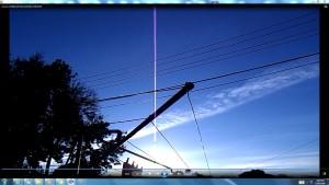 Antennae&CamerasinCableofTheSun.Sunrise.(C)NjRout9.58am12thMarch2016 019