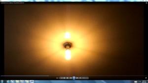 SunsSprayinginMyRoom!LightBulb&TheSun.(C)NjRout.7.57pm29thMarch2016 015