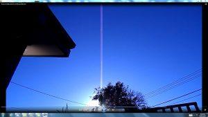 Antennae&CamerasinCableofTheRisingSun.2.TheSun(C)NjRout10.27am24thApril2016 002