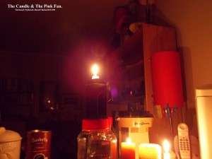Candle&ThePinkFan.TheSun(C)NjRout2.38am27thJan2016 098.Large.