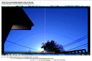 RadioWavesSurroundingGiganticCableofTheSun.TheSun(C)NjRout10.27am24thApril2016 002